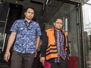 Jaksa Mendakwa Auditor BPK Terima Gratifikasi Rp3,5 Miliar