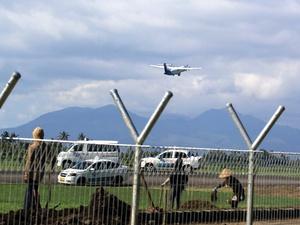 Bandara Banyuwangi Tetap Beroperasi Pasca-Erupsi Gunung Agung