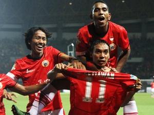 Hasil Laga Persija vs Perseru Berakhir dengan Skor 1-0