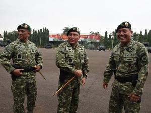 85 Perwira TNI Dimutasi: Edy Rahmayadi Dibebastugaskan