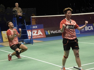 Tontowi/Liliyana Juara Indonesia Open 2017