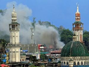 Australia Kirim Dua Pesawat Pengintai ke Marawi