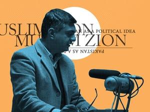 Zionisme ala Muslim di Pakistan