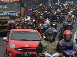 Jumlah Kendaraan di Jalur Pantura Meningkat 470 Persen