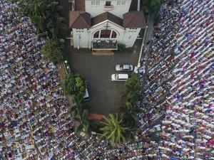 Berhati-hati Sikapi Polemik Khutbah Idul Fitri di Wonosari