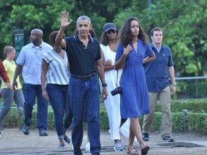 Obama Pilih Restoran Bumi Langit Untuk Makan Siang