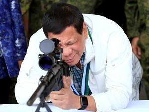 Salah Satu Pengawal Presiden Duterte Tewas Tertembak