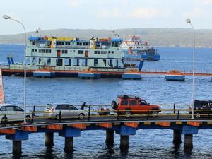 Pelabuhan Ketapang-Gilimanuk Ditutup Sementara karena Cuaca Buruk