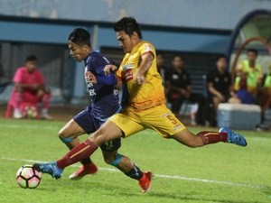 Hasil Laga Sriwijaya FC vs Arema FC Skor 1-1