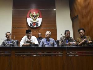 Yulianis Sebut Komisioner KPK Terima Rp1 M dari Nazaruddin
