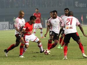 Hasil Persipura vs Persija Skor Akhir 3-0