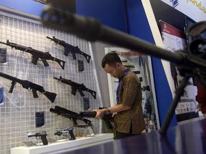 Niat Kemenhub Beli Senjata Gagal karena Terganjal Aturan