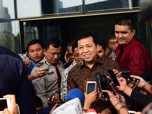 Menelis   ik Harta Kekayaan Setnov Selama Jadi Wakil Rakyat