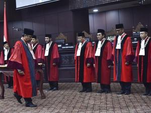Jejak Kontroversi Arief Hidayat Saat Pimpin Mahkamah Konstitusi