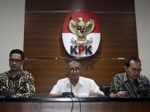 KPK Sebut Berkas Perkara Novanto Belum Dilimpahkan