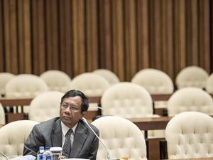 Tanggapan Mahfud MD Soal Pasal Penghinaan DPR di UU MD3