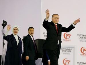 Erdogan: Turki akan Membuka Kedutaan Besar di Yerusalem Timur