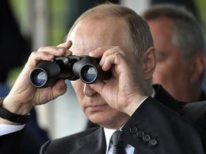 Vladimir Putin Sebut Tuduhan Inggris Untuk Rusia Omong Kosong