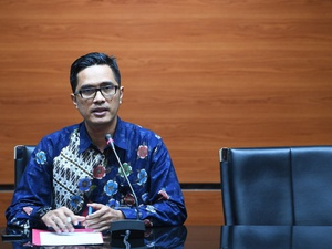 KPK Tegaskan Tak Ada Pertemuan Direktur-Anggota Komisi III