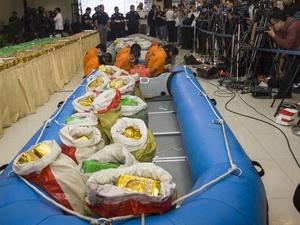 Kapal Wanderlust Bagian dari Jaringan Narkoba Internasional