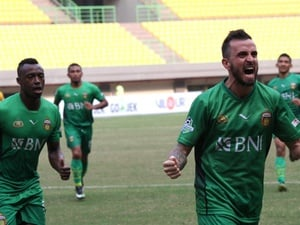 GoJek Traveloka 20 Agustus: Bhayangkara FC vs Sriwijaya FC