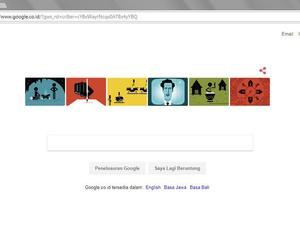 Marshall McLuhann Ultah Diperingati Google Doodle Hari Ini