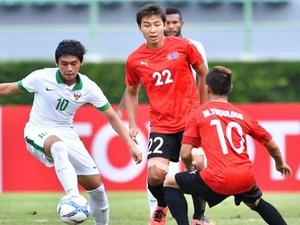 Hasil Laga Timnas Indonesia U-22 vs Mongolia Skor Akhir 7-0