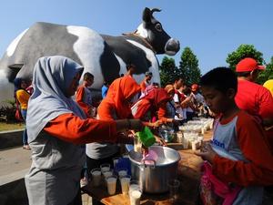 Susu Kental Manis Lebih Mirip Sirup, Tak Cocok untuk Anak
