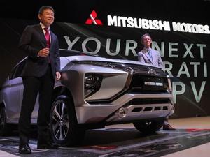 Mitsubishi Expander, Harga Bersaing dengan Avanza dan Xenia