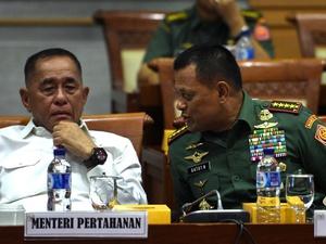 Komisi III Meragukan Akurasi Pernyataan Panglima TNI