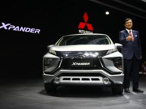 Xpander Laku 3.053 Unit Selama Delapan Hari di GIIAS 2017