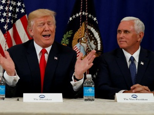 Soal Yerusalem, Presiden Palestina Akan Abaikan Kunjungan Wapres AS