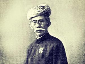 Engku Nawawi, Mahaguru di Tanah Minang