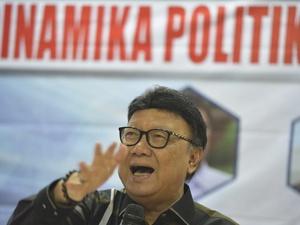 Mendagri: 5 Provinsi Rawan Isu SARA dalam Pilkada Serentak 2018