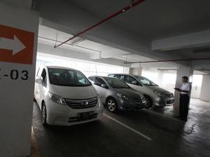 Tarif Parkir di Jakarta akan Diatur Berdasar Sistem Zonasi