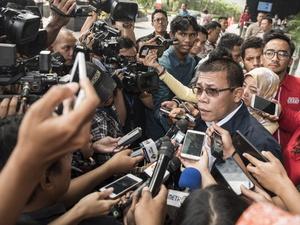 Pansus Hak Angket KPK Belum akan Revisi UU KPK