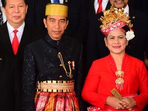 RAPBN 2018, Jokowi Targetkan Pertumbuhan Ekonomi 5,4 Persen