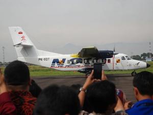 Apa Istimewanya Pesawat N219 yang Diterbangkan Hari Ini?