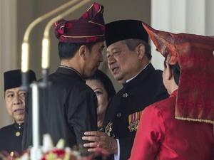Harapan SBY di Hari Peringatan Kemerdekaan RI Ke-72