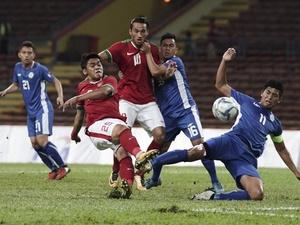 Hasil Timnas Indonesia U-22 vs Filipina Skor Akhir 3-0