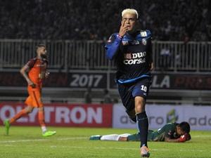 Hasil Laga Barito Putera vs Arema FC Skor Akhir 1-2