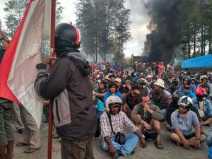 Freeport Tak Mau Berunding Soal Tuntutan Aksi Mogok Karyawan