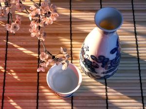 Sake dan Masa yang Berderap Meninggalkannya
