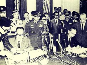Spektrum Politik di Seputar Kampanye Ganyang Malaysia