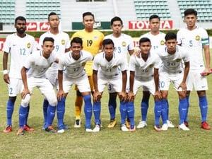 Timnas Malaysia Juara Grup A SEA Games 2017