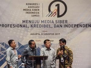 Kongres Pertama AMSI Diharapkan Pilih Figur Ketua Ideal