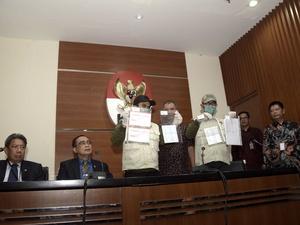 Daftar Panjang Penegak Hukum yang Jadi Pesakitan KPK
