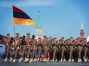 Nestapa Negara Kristen Pertama di Dunia, Armenia