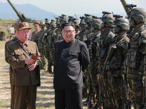 Korea Utara Anggap Sanksi Nuklir Terbaru PBB Sebagai Aksi    Perang
