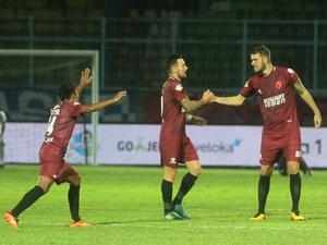 Hasil Laga PSM Makassar vs Persegres Skor Akhir 5-1